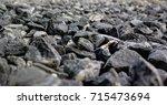 rocks  small rocks or gravel...