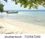 Small photo of Colombian island San Bernardo