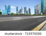 cityscape and skyline of... | Shutterstock . vector #715570330