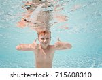Happy Small Boy Posing Thumb U...