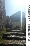 Small photo of Walking to Warivilca Complex, an sacred place of the Wari Culture. Huancayo-Peru