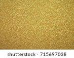 abstract glitter  lights... | Shutterstock . vector #715697038
