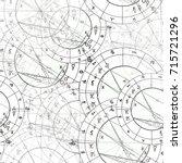seamless pattern natal ... | Shutterstock .eps vector #715721296