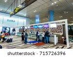 changi  singapore   september 3 ...   Shutterstock . vector #715726396