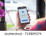 chiang mai  thailand  ... | Shutterstock . vector #715809274