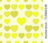 seamless background pattern.... | Shutterstock .eps vector #715860148