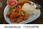 Cod Fish Fillet With Sweet And...