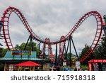 vaughan  ontario  canada  ... | Shutterstock . vector #715918318