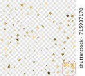 star pattern. white  background ... | Shutterstock .eps vector #715937170