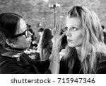 new york  ny   september 11 ... | Shutterstock . vector #715947346