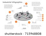 infographic elements for... | Shutterstock . vector #715968808