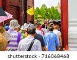 bangkok thailand  september 1... | Shutterstock . vector #716068468
