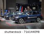 frankfurt  germany   sep 12 ...   Shutterstock . vector #716144098