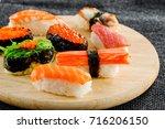 Sushi Japanese Traditional Food