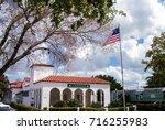 naples  florida september 14 ... | Shutterstock . vector #716255983