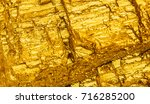 piece of gold  currency of gold ... | Shutterstock . vector #716285200
