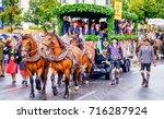 munich  germany   september 16  ... | Shutterstock . vector #716287924