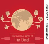international week of the deaf  ...