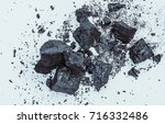 coal  mineral rocks | Shutterstock . vector #716332486