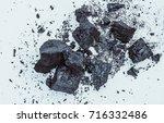 coal  mineral rocks | Shutterstock . vector #716332486