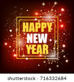 vector illustration of happy...   Shutterstock .eps vector #716332684