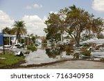 Aftermath Of Hurricane Irma...