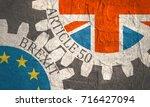 image relative to politic... | Shutterstock . vector #716427094