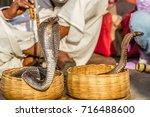 jaipur  india  19th january... | Shutterstock . vector #716488600