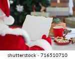Authentic Santa Claus With...