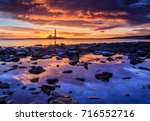 Sunrise At St.mary's Lighthous...