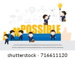 vector illustration for... | Shutterstock .eps vector #716611120