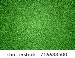 natural background of green... | Shutterstock . vector #716633500