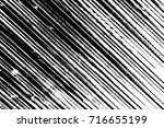 abstract background. monochrome ... | Shutterstock . vector #716655199