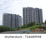kuala lumpur  malaysia ... | Shutterstock . vector #716680948