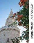 Tour de la Lanterne on the street of La Rochelle, Charente Maritime, France