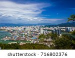 Panorama Of The City From The...