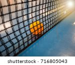 table tennis  ping pong | Shutterstock . vector #716805043