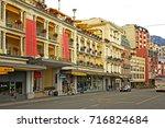Montreux. Switzerland. 22 June...