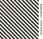 vector stripes seamless pattern.... | Shutterstock .eps vector #716844868