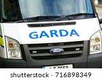 dublin  ireland   17th... | Shutterstock . vector #716898349