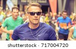 england  bristol   sep 17  2017 ...   Shutterstock . vector #717004720