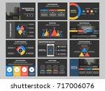 colorful business presentation...