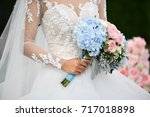 wedding setup | Shutterstock . vector #717018898