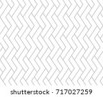abstract geometric pattern with ... | Shutterstock .eps vector #717027259