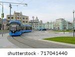 moscow  russia   september ...   Shutterstock . vector #717041440