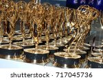 los angeles   sep 17   emmy... | Shutterstock . vector #717045736