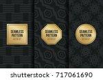 abstract concept vector... | Shutterstock .eps vector #717061690