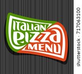 vector logo for italian pizza ...