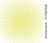 sunburst background. vector... | Shutterstock .eps vector #717083968