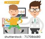 doctor concept design vector   Shutterstock .eps vector #717086680